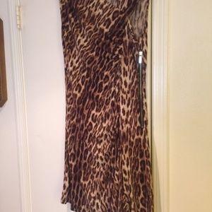 Beautiful Michael Kors Leopard Dress